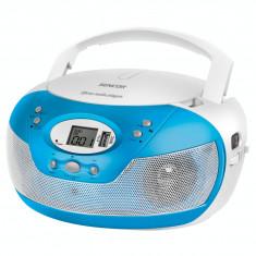 CD Player Sencor SPT 229 BU CD/USB/MP3 Radio AM/FM Blue / White