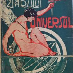 ALMANAHUL ZIARULUI UNIVERSUL PE ANUL 1911