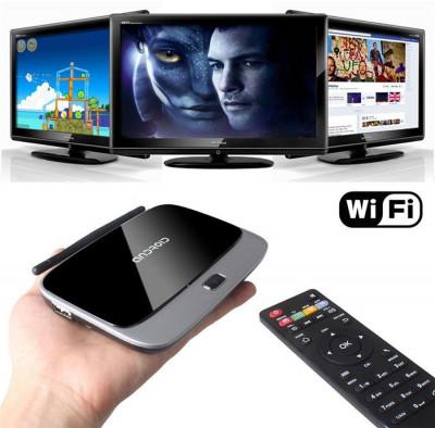 android media player quad core bluetooth wifi iptv 2gb ram 16gb flash xbmc cs918 foto