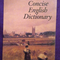 Concise English Dictionary . Wordsworth References - G.W. Davidson, M.A. Seaton