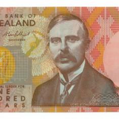 Noua Zeelanda - 100 dolari 2008 Xf+ / AU- Polimer, An: 2011
