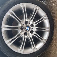 Jante aliaj originale BMW M Packet R18 5x120 - Janta aliaj BMW, 11, 5, Numar prezoane: 5