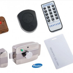 Yala electrica cu telecomanda Headen EE-200