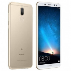 Smartphone Huawei Mate 10 Lite DS Gold 4G/5.9''/OC/4GB/64GB/16MP/3340mAh - Telefon Huawei