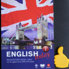 English Today vol I, litera