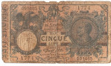ITALIA 5 LIRE 1915 U