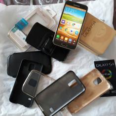 Samsung galaxy s5 G900F auriu - Telefon mobil Samsung Galaxy S5, 16GB, Neblocat, Single SIM
