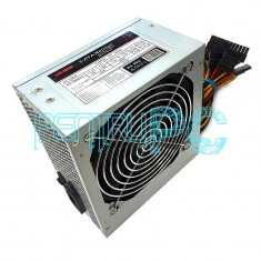 PROMO! Sursa MS-TECH 450W 4 x SATA 3 x Molex PCI-Express PFC GARANTIE 1 AN!, 450 Watt, MS Tech