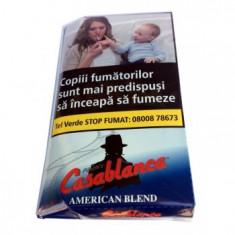 NOU!!! - Tutun pentru rulat CASABLANCA AMERICAN BLEND 40gr