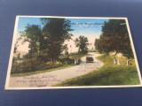 Zalau Serpentine Auto Meses 1925, Circulata, Fotografie