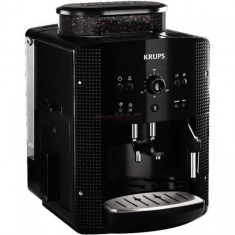 Espressor cafea Krups EA810870, 1.6l, 15 bari (Negru)