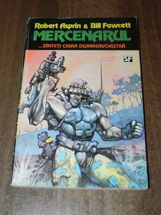 Mercenarul - Robert Asprin, Bill Fawcett Nautilus nemira science fiction (05251 foto mare