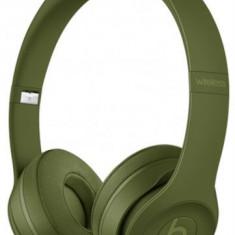 Casti Wireless Beats Solo 3 by Dr. Dre (Verde) - Cartela Cosmote