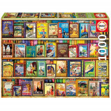 Puzzle World Travel Guides 1000 Piese, Educa