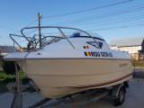Barca QUICKSILVER 460 CABIN + peridoc