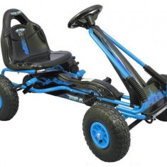 Kart cu pedale Baby Mix Speed Fever Blue