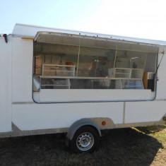 Rulotă fast food pizza - Utilitare auto