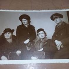 3 fotografii vechi de epoca,foto militar,marinar,ofiter,subofiter,Transport GRAT