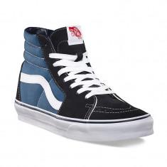 Shoes Vans SK8-Hi navy