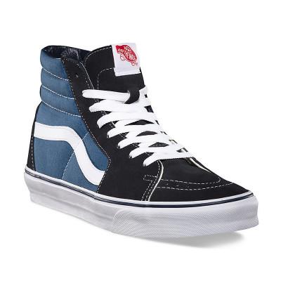 Shoes Vans SK8-Hi navy foto