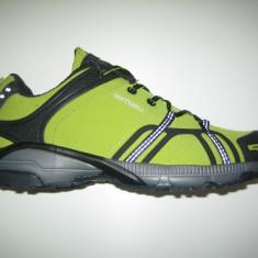 Pantofi sport impermeabil barbati WINK;cod LF5419-4;marime:41-46 - Adidasi barbati Wink, Marime: 42, 43, 44, 45, Culoare: Verde, Piele sintetica