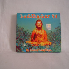 Vand cd dublu  Buddha Bar VII by David Visan ,original !