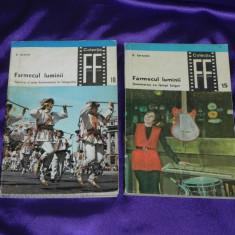 E IAROVICI FARMECUL LUMINII vol 1-2 TEHNICA SI ARTA ILUMINATULUI IN FOTO (767 - Carte Fotografie