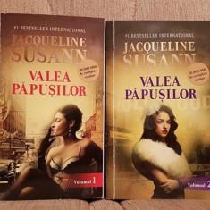 VALEA PAPUSILOR-JACQUELINE SUSANN (2 VOL)