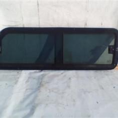 Geam lateral stanga bena Mitsubishi L200 / Toyota Hilux An 1997-2007 - Geamuri auto