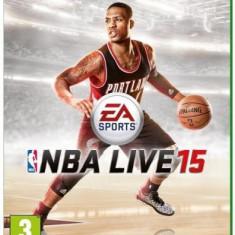 NBA Live 15 (Xbox One) - Cartela Cosmote