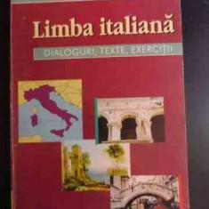 Limba Italiana Dialoguri Texte Exercitii - Doina Condrea Derer, 542341 - Curs Limba Italiana