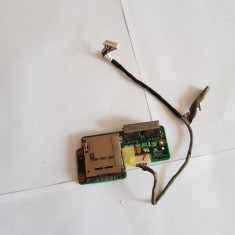 Modul USB + cititor card laptop Asus K61IC ORIGINAL! Foto reale!