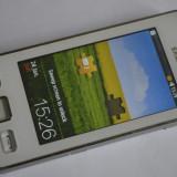Telefon mobil Samsung Star II model GT-S5260 cu incarcator, Nu se aplica, Alb, Neblocat