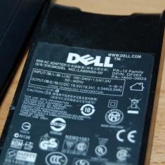 INCARCATOR/ALIMENTATOR LAPTOP DELL 19.5V 3.34A 65W PA-12 FAMILY MUFA CU PINI - Incarcator Laptop Dell, Incarcator standard