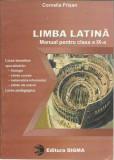 Cornelia Frisan - LIMBA LATINA MANUAL PENTRU CLASA A IX-A