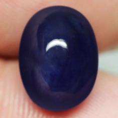 Safir albastru 7 ct