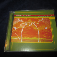 TVS and Ras Milo - Stand Strong _ CD,album _ Moonray Records (Germania,2003)
