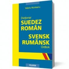 Dicţionar de buzunar suedez-român/român-suedez polirom