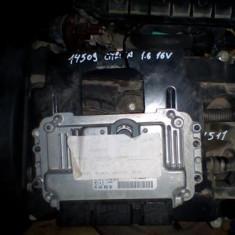 Calculator motor Peugeot 206 16V An 2004-2010cod 9664285080