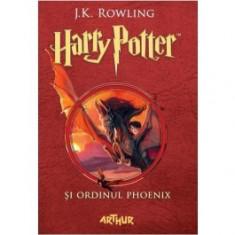 Harry Potter si Ordinul Phoenix (vol. 5)