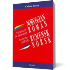 Dictionar de buzunar norvegian-roman/roman-norvegian polirom