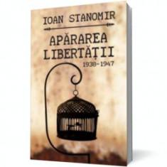 Apărarea libertăţii (1938-1947)