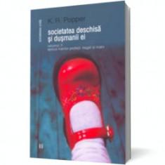 Societatea deschisa si dusmanii ei - vol. 2.Epoca marilor profetii:Hegel si Marx