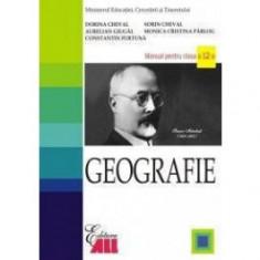Geografie. Manual pentru clasa a xii-a - Manual scolar all