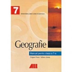 Geografie. Manual pentru clasa a vii-a - Manual scolar all