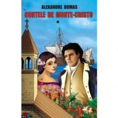 Contele de Monte-Cristo (3 vol) - Roman