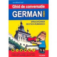 Ghid de conversatie roman-german. polirom