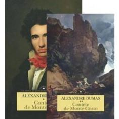 Contele de Monte-Cristo (vol. 1 & 2) - Roman