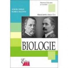 Biologie. Manual pentru clasa a xi-a - Manual scolar all
