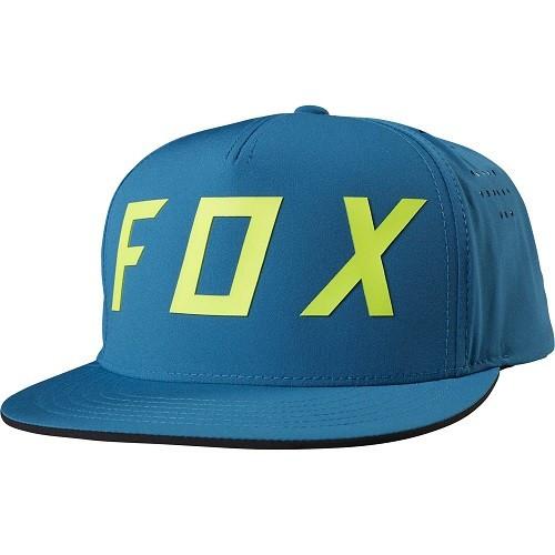 FOX MOTH SNAPBACK M BLUE